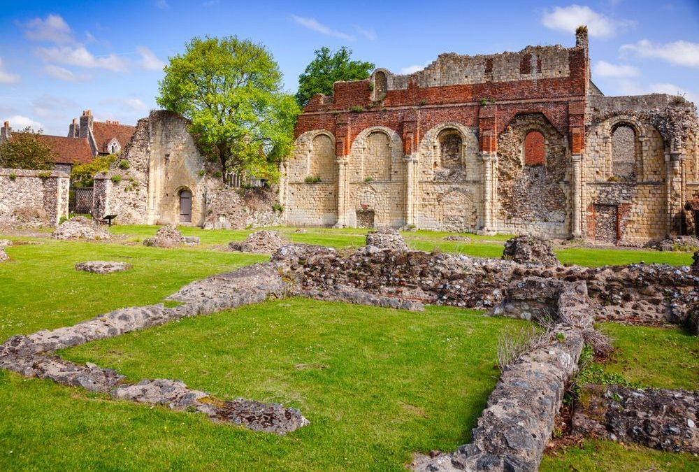 Britannia's Saxon Shore Forts