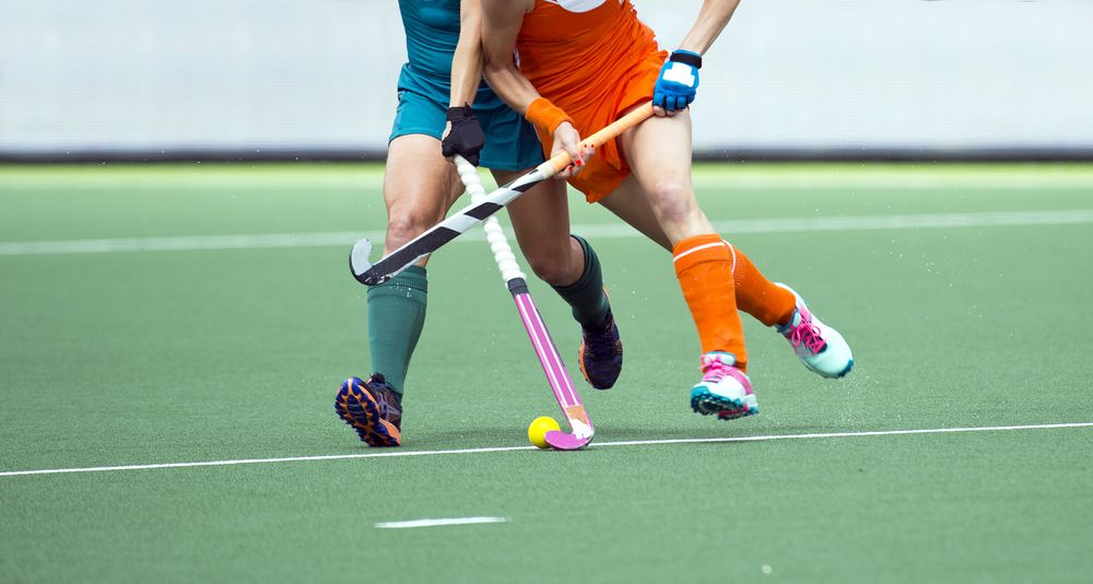 Be Inspired: Get Into Field Hockey