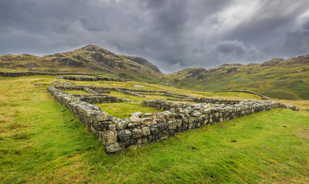 Visit Hardknott Roman Fort