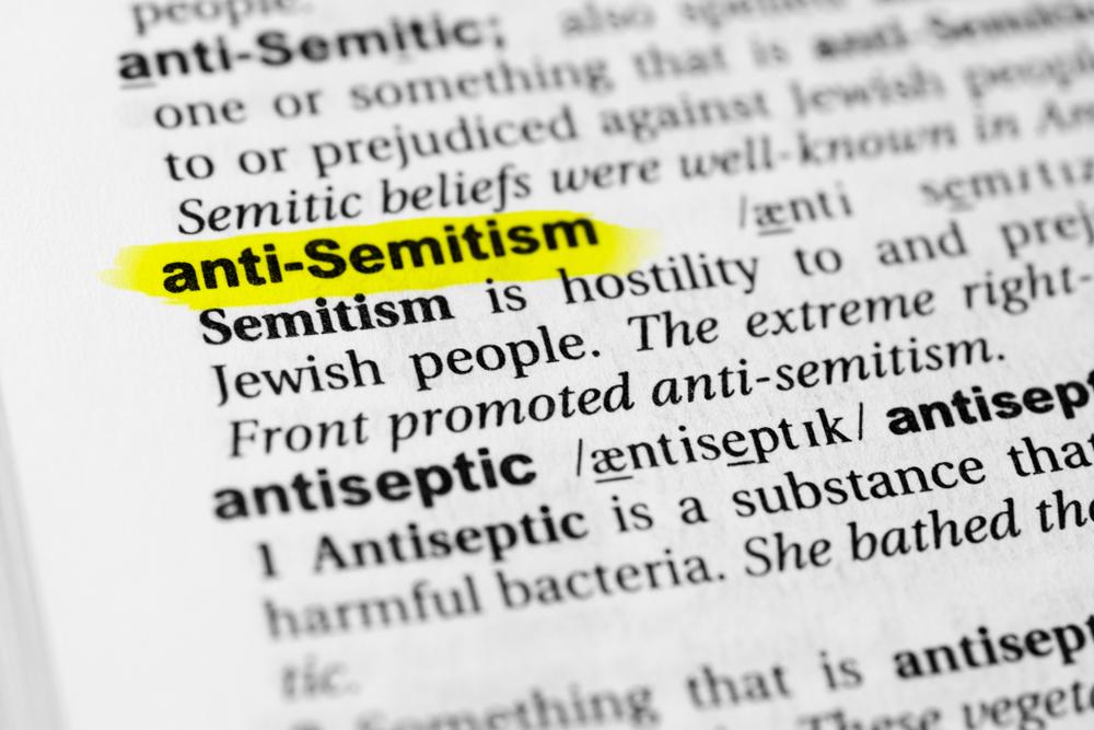 French Dignitaries Condemn Anti-Semitism