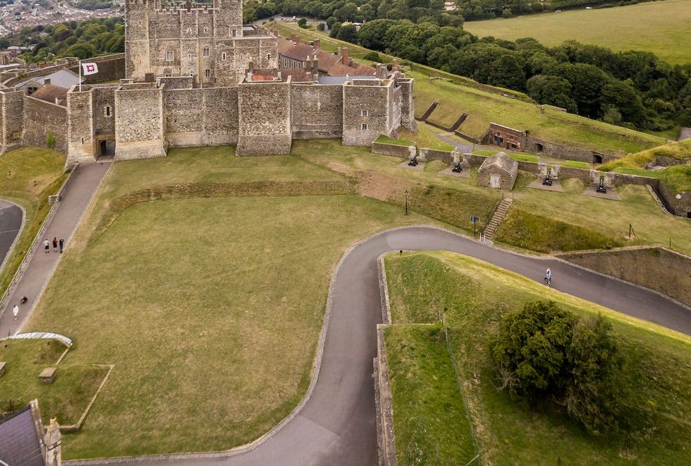 The Long History of Dover Castle