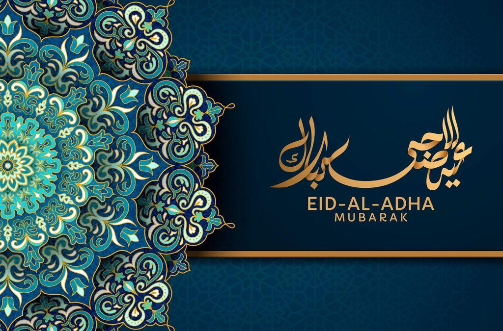 Celebrating Eid-al-Adha